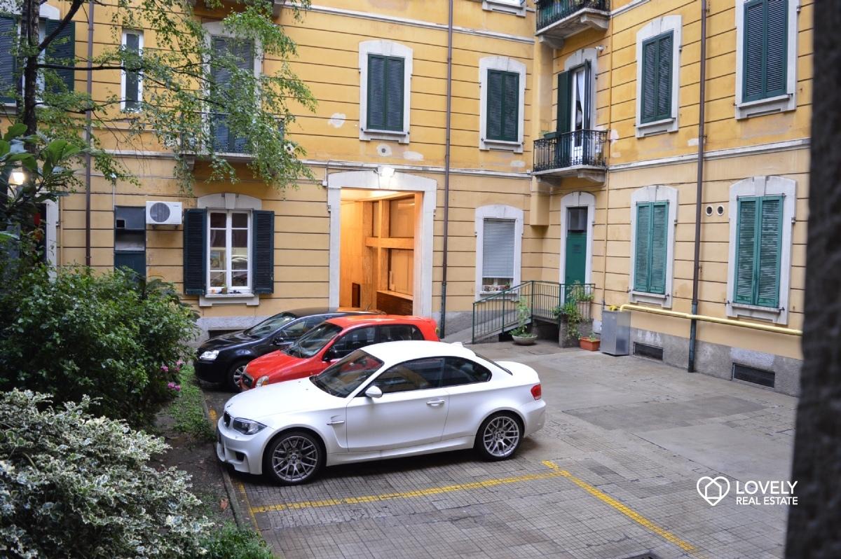 Affitto appartamento milano ampio bilocale via for Occasioni case in vendita milano