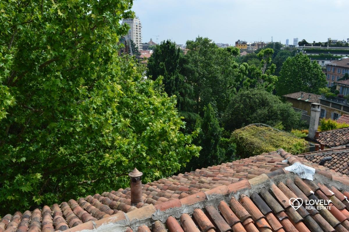 Rent Apartment Milano - APPARTAMENTO CON TERRAZZO - CORSO VENEZIA ...
