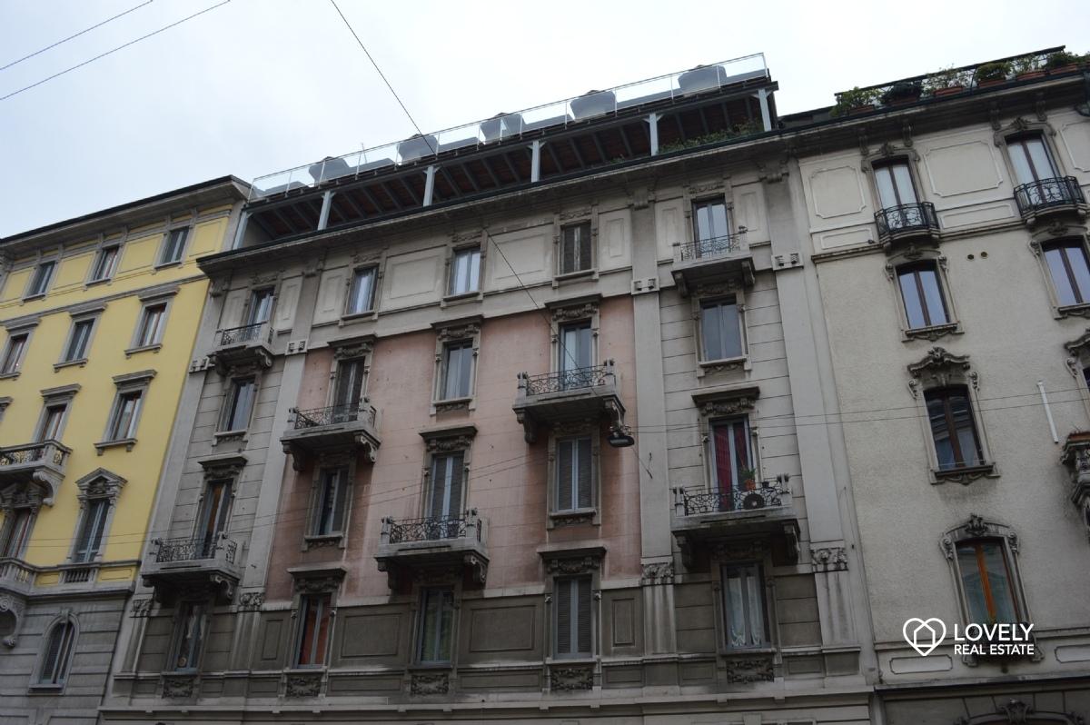 affitto appartamento milano bilocale ristrutturato e