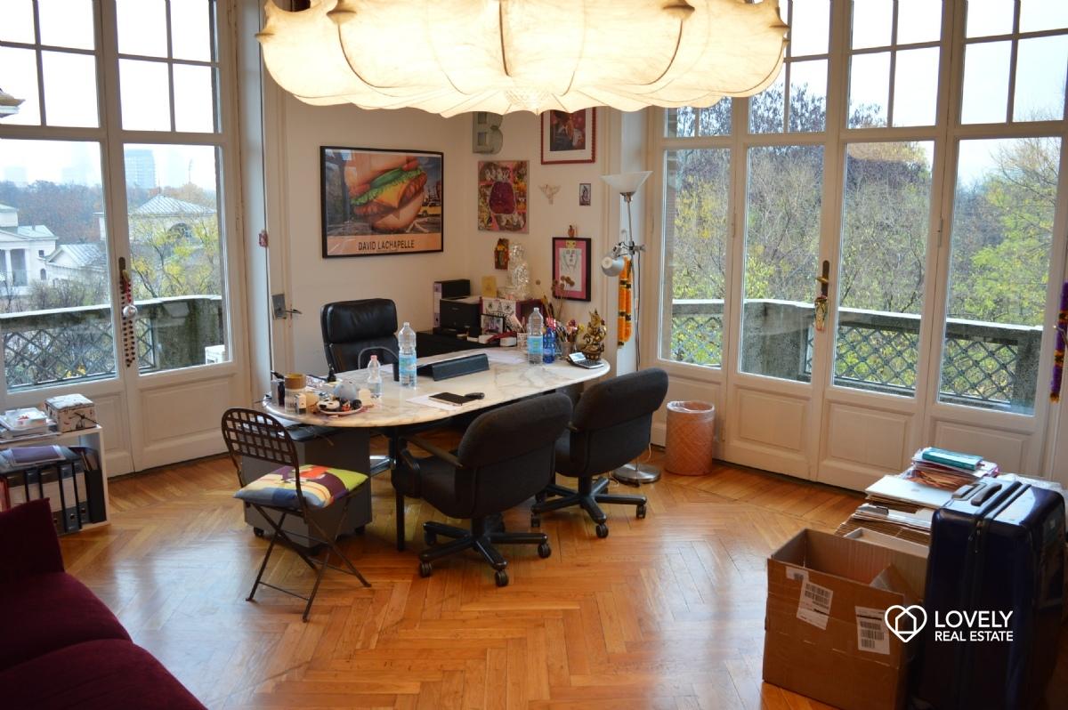 Ufficio A Milano : Affitto ufficio milano bellissimo ufficio vista parco località