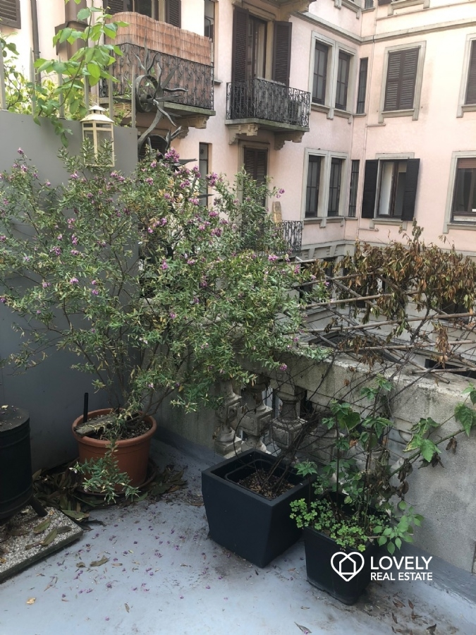 Rent Apartment Milano Beautiful Open Space With Large