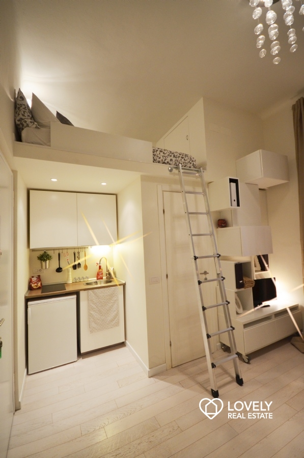 Vendita appartamento milano bellissimo monolocale citta for Appartamenti bellissimi