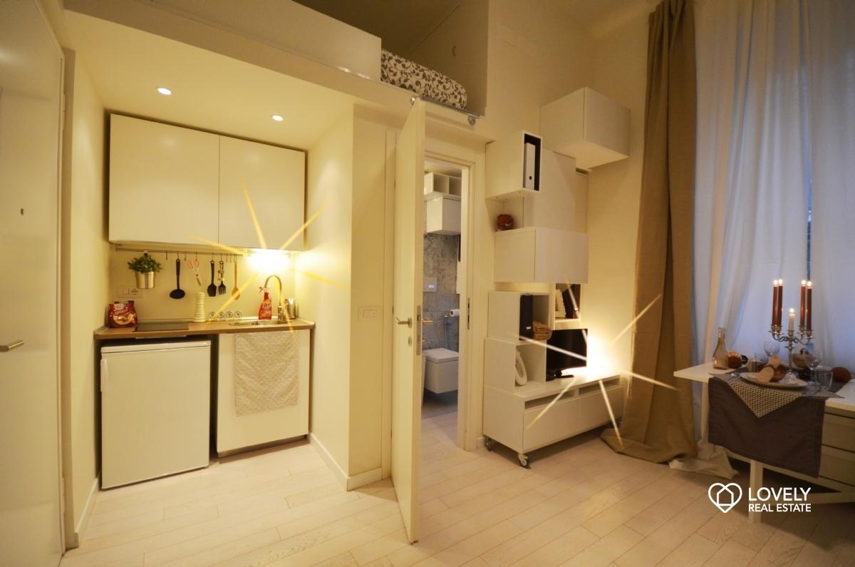 Vendita appartamento milano bellissimo monolocale citta for Appartamenti arredati in affitto milano