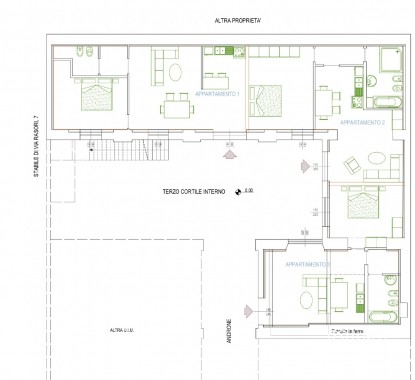Sale Apartment Milano - SHOWROOM TO APARTMENTS Locality Vercelli - Piemonte - Washington