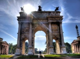 APARTMENTS FOR RENT - ARCO DELLA PACE